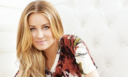 Lauren Conrad Models New Clothing Line