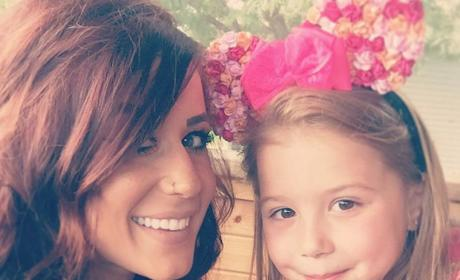 Chelsea Houska Aubree Shower