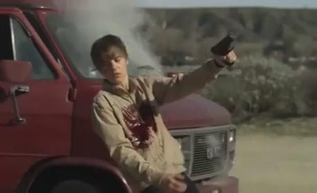 Justin Bieber: Killed on CSI!
