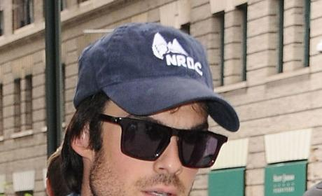 Ian Somerhalder Sunglasses