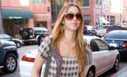 No Pants Alert: Whitney Port