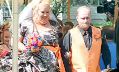 Honey Boo Boo Wedding Photos: Here Comes the Bride ... in Camo