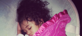 Chris Brown Daughter Photo