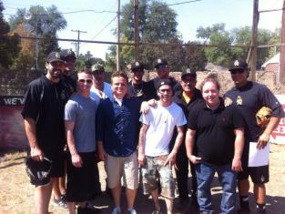 Cast of The Sandlot Photo