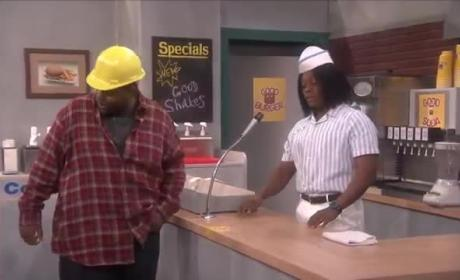 Kenan and Kel Reunite on Jimmy Fallon: Welcome to Good Burger!