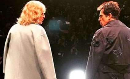 Ben Stiller, Owen Wilson Compete in Zoolander-Style Walk-Off at Paris Fashion Week