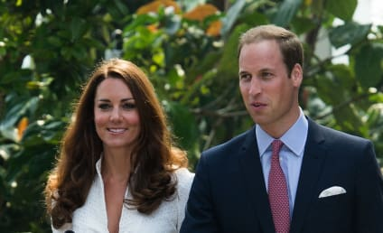 Kate Middleton Pregnancy Rumors Return: William Talks Kids, Duchess Turns Down Wine!!