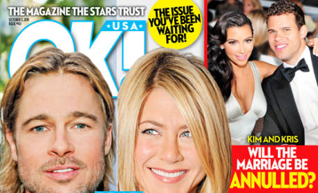 Brad Pitt to Jennifer Aniston: I'm Living a LIE!!!