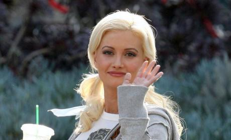 Criss Angel is Totally Dating Holly Madison