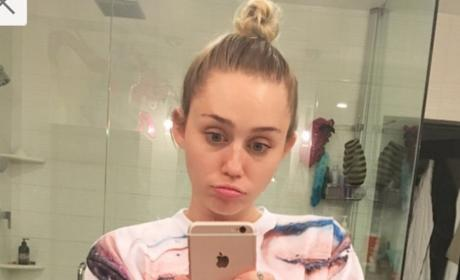 Miley Cyrus Goes FULL FRONTAL: See the Photo!