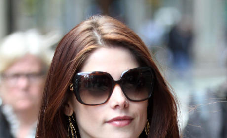 Ashley Greene: All Over Chris Evans!