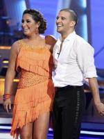 Mark Ballas, Bristol Palin Pic