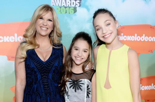 Maddie, Mackenzie and Melissa