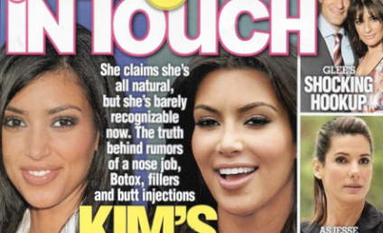 Kim Kardashian's Plastic Sugery Secrets: Allegedly Exposed!
