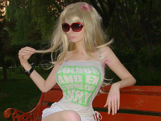 Lolita Richi: Teen Barbie