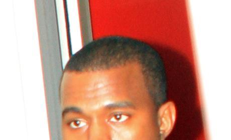 Kanye West at LAX