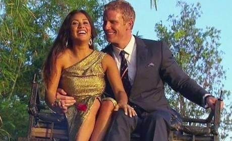 Catherine Giudici, Sean Lowe on The Bachelor
