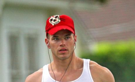 Kellan Lutz: The Next Jason Bourne?