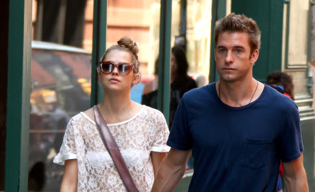 Teresa Palmer and Scott Speedman: It's Over!