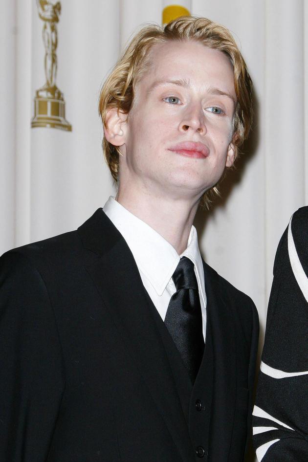Macaulay Culkin Picture