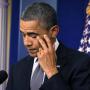 Obama Cries During CT Speech