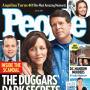 Michelle & Jim Bob Duggar People Magazine Cover
