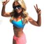 Tamra Judge Flat Stomach Sunglasses Pic