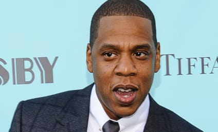Jay Z: Did He Give Pharrell Williams a Black Eye?!