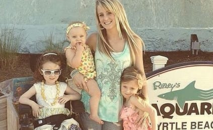Leah Messer and Jeremy Calvert: Headed For Divorce? See Her Telling Tweet ...