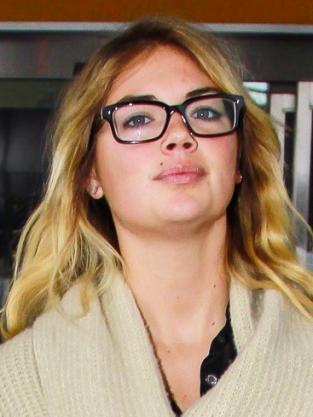 Kate Upton, No Makeup