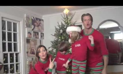 Christmas Jammies Family is Cooler Than Yours ... Probably