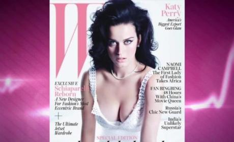 Katy Perry in W Magazine