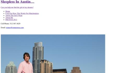 """Texas Man Offers """"Finder's Fee"""" For Thin, White, Non-Promiscuous Girlfriend"""