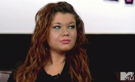 Jail Officials Worried That Amber Portwood Will Shiv Someone