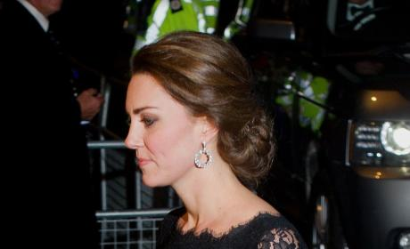 Kate Middleton: 2015 Royal Variety Performance
