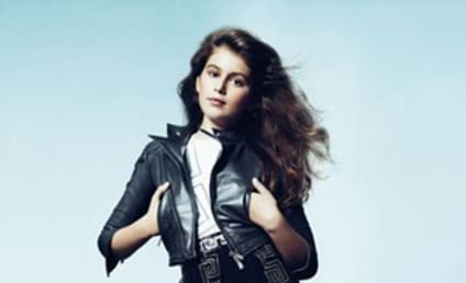 Kaia Gerber, Daughter of Cindy Crawford, Makes Modeling Debut