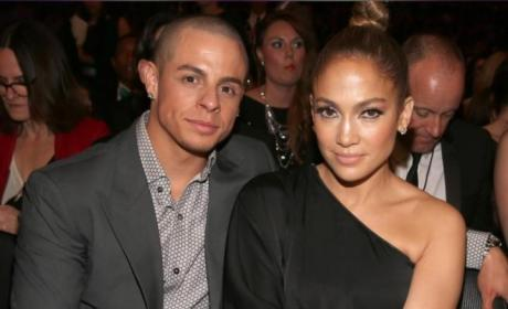 Casper Smart and Jennifer Lopez: Behind the Break-Up