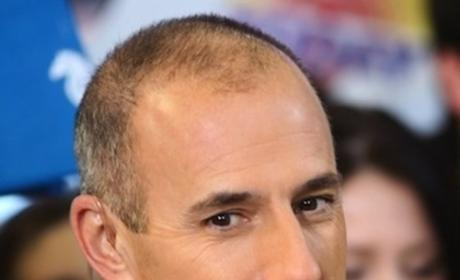 Matt Lauer's Twitter Apology to Former Intern