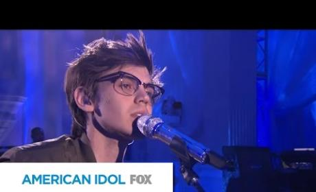 MacKenzie Bourg Says Something, Blows Away American Idol Judges