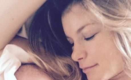 Marisa Miller Welcomes Baby Boy: See the Photo!