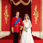 Prince William, Kate Middleton Portrait