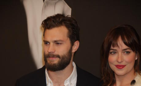Jamie Dornan, Dakota Johnson Image