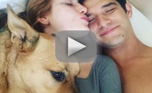 Bella Thorne and Tyler Posey: MAJOR PDA Alert
