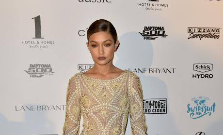 Gigi Hadid: Sports Illustrated Swimsuit 2016 - Swim BBQ VIP