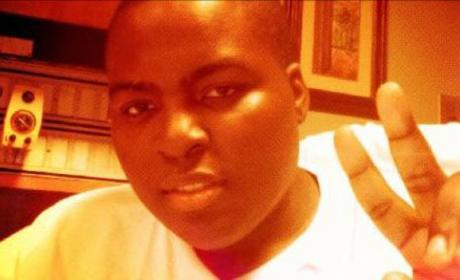 Sean Kingston Twit Pic