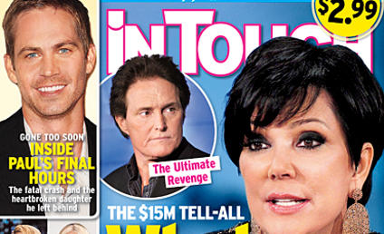 Bruce Jenner: What Does He Know?! Will He Ruin Kris Jenner?!