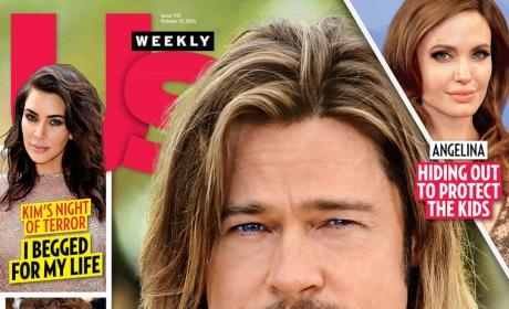 Brad Pitt: SHATTERED!