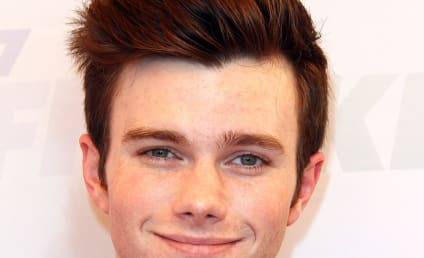 Happy Birthday, Chris Colfer!