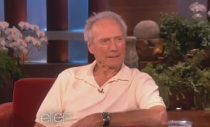 Clint Eastwood on Ellen: Democrats Think I'm Senile!