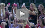 Sorority Girls Get Hilariously SLAMMED for Taking Selfies at Baseball Game
